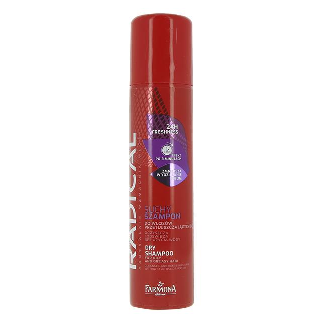 Сухой шампунь для волос Farmona Radical Экстрасвежесть