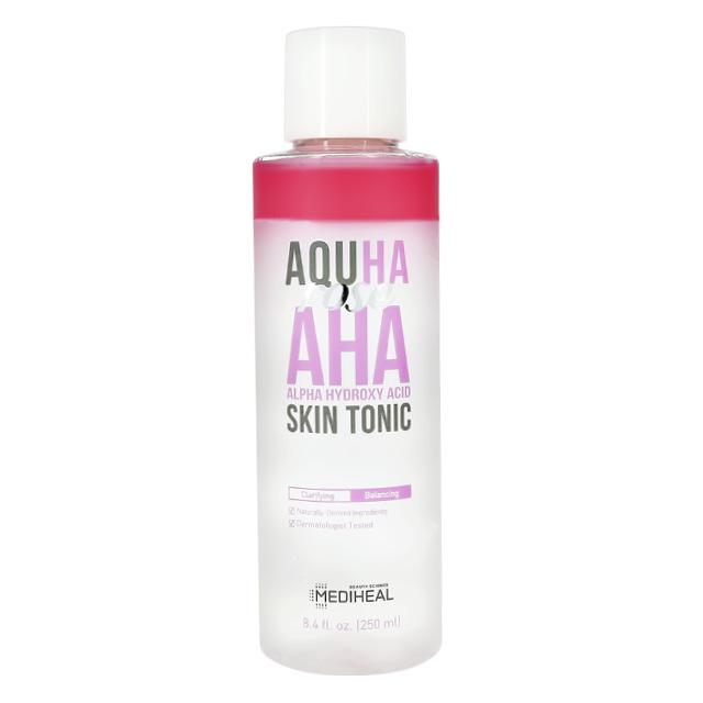 Тонер длялица Mediheal Aquha сэкстрактом розы иAHA-кислотами
