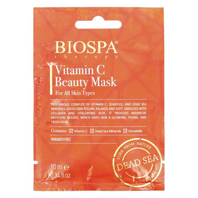 Маска для лица Sea ofSpa Biospa свитамином С