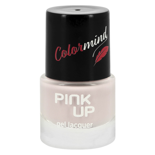 Гель-лак для ногтей Pink Up Limited Colormind тон 01