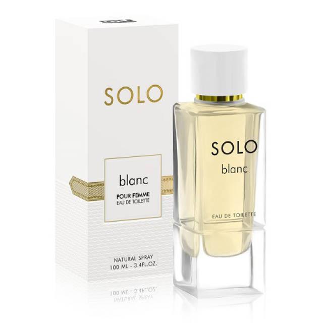 Туалетная вода Art Parfum Solo Blank