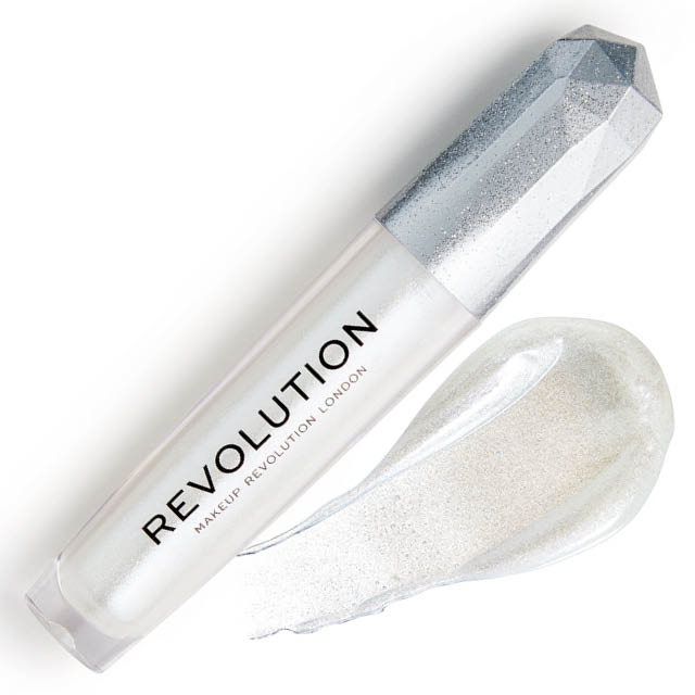 Блеск длягуб Revolution Precious Stone тон Iced Diamond