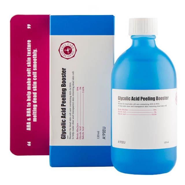 Бустер для лица A`pieu c AHA- иBHA-кислотами игликолевой кислотой