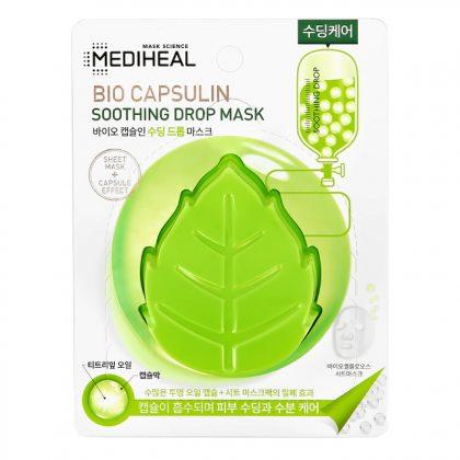 Маска для лица Mediheal Bio Capsulin успокаивающая