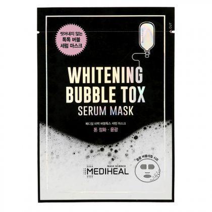 Маска для лица Mediheal Bubble Tox кислородная (для сияния кожи)