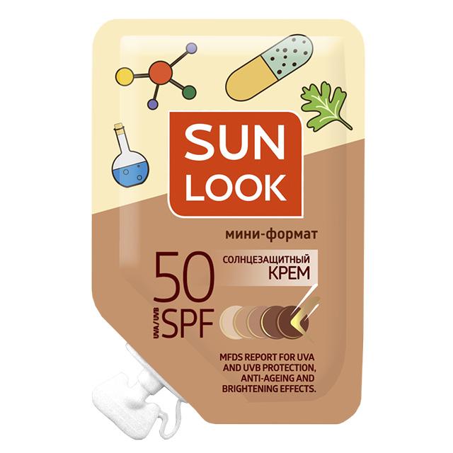 Крем для лица Sun Look Anti-Age солнцезащитный SPF-50