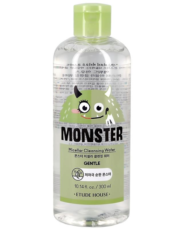 Мицеллярная вода Etude House Monster