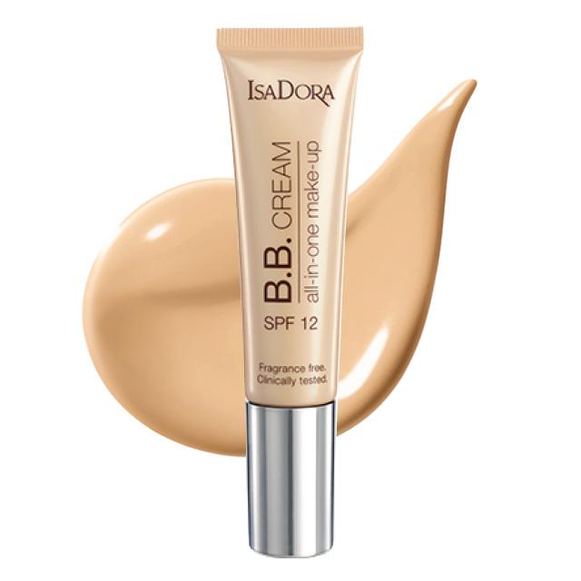 Крем тональный для лица Isadora Bb Cream тон 10 ухаживающий