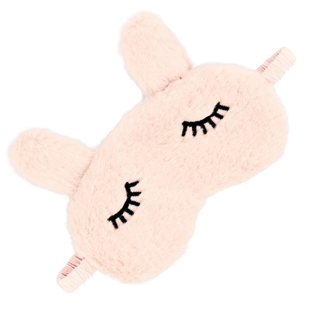 Маска для сна и путешествий DE.CO. Fluffy (bunny)