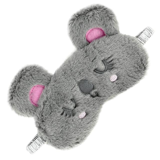 Маска для сна и путешествий DE.CO. Fluffy (koala)