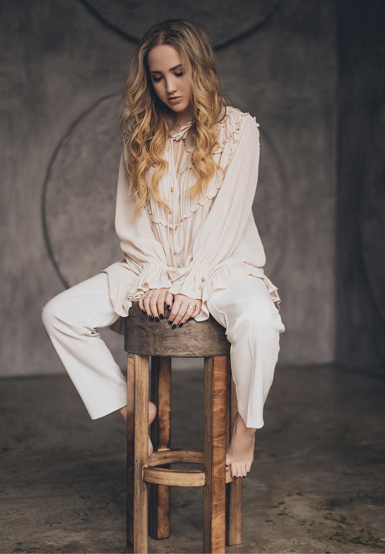 певица Karina