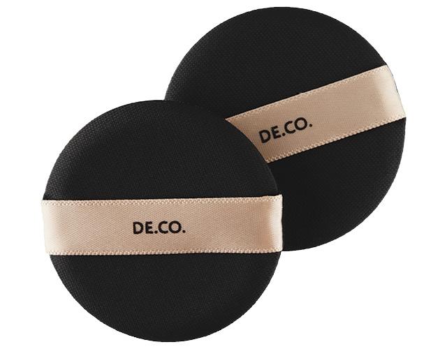 Пуховки-кушон для макияжа DE.CO.