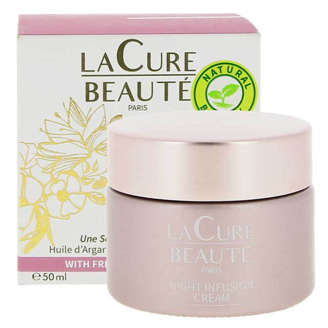 Ночной крем для лица La Cure Beaute антивозрастной