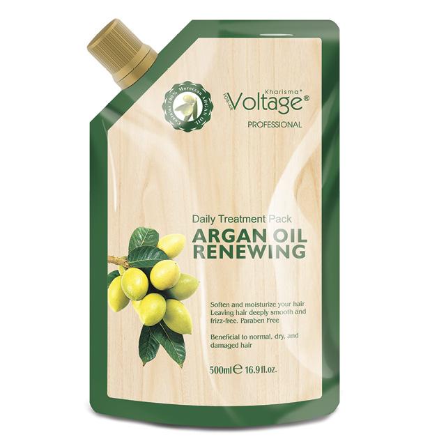 Маска для волос Kharisma Voltage Argan Oil