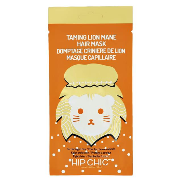 Маска-шапочка для волос HIP CHIC паровая