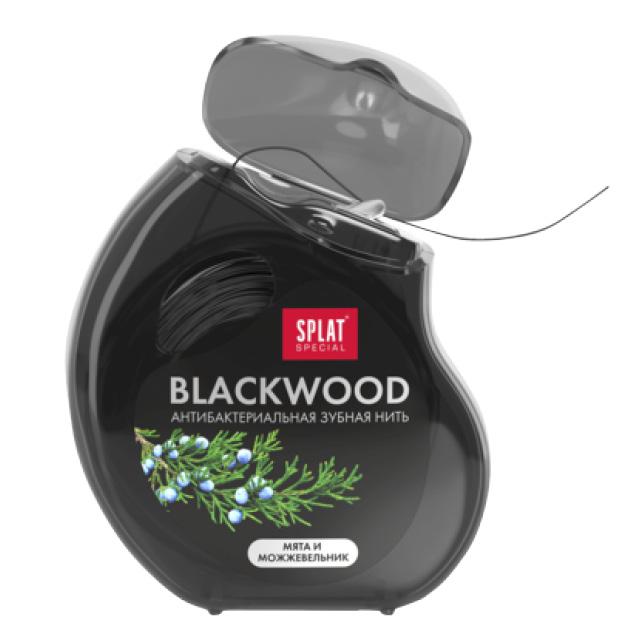 Зубная нить Splat Special Blackwood мята и можжевельник