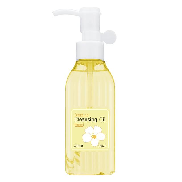 Гидрофильное масло для лица A`Pieu Жасмин