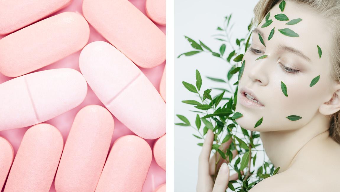 нутрикосметика витамины для кожи