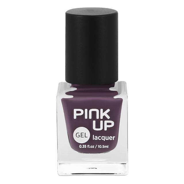 Лак для ногтей Pink Up Gel с эффектом геля тон 16