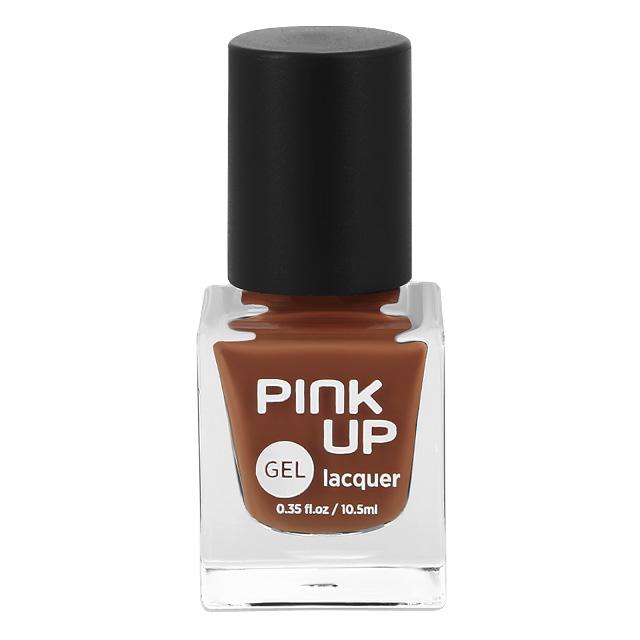 Лак для ногтей Pink Up Gel с эффектом геля тон 35
