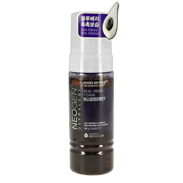 Пенка для умывания Neogen с экстрактом черники
