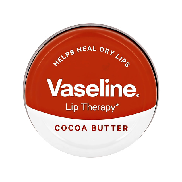 Бальзам для губ Vaseline Lip Therapy с маслом какао