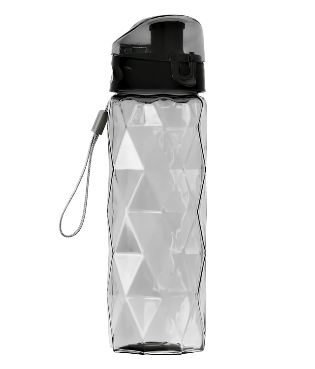 Бутылка для воды FUN Sport Black