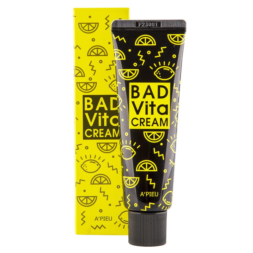Крем для лица A`Pieu Bad с комплексом витаминов