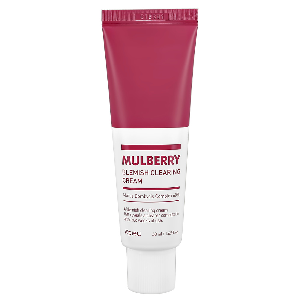 Крем для лица A'Pieu Mulberry с экстрактом шелковицы (выравнивающий тон кожи)