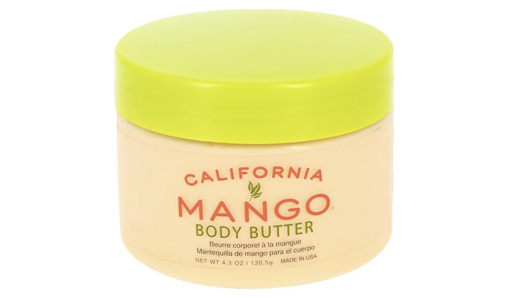 Крем-масло для тела California Mango