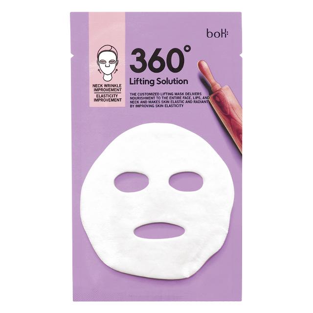 Маска для лица, шеи и губ boH 360 с эффектом лифтинга