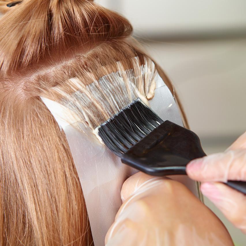 окрашивание волос бьюти-календарь