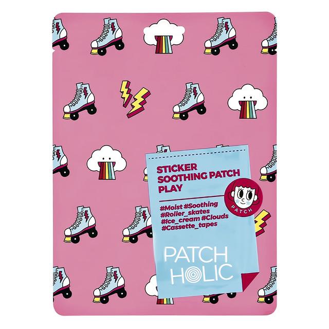 Патчи для лица и тела Patch Holic с экстрактом ежевики