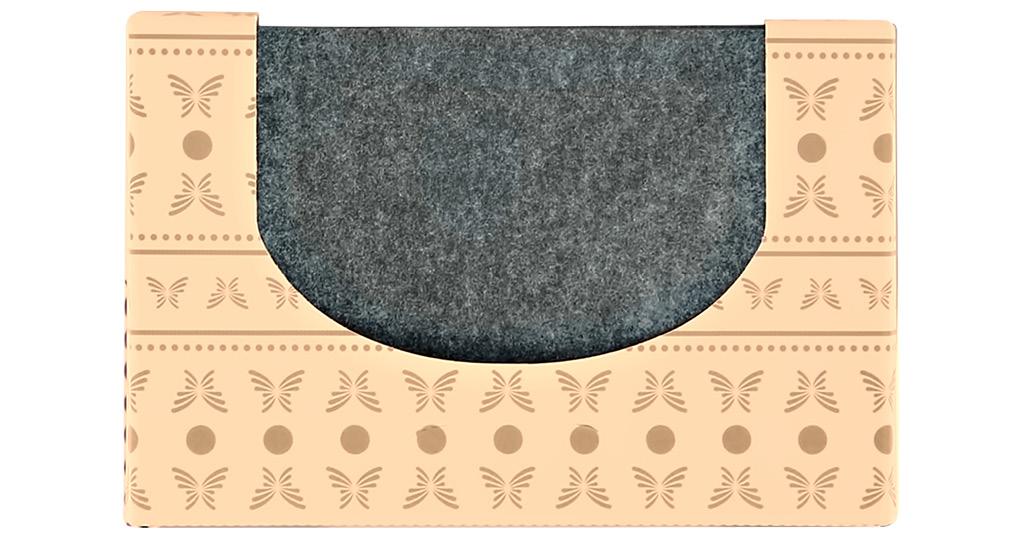 Салфетки для лица DE.CO. матирующие с сажей 50 шт