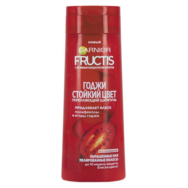 Шампунь для волос Garnier Fructis Стойкий цвет для окрашенных или мелированных волос