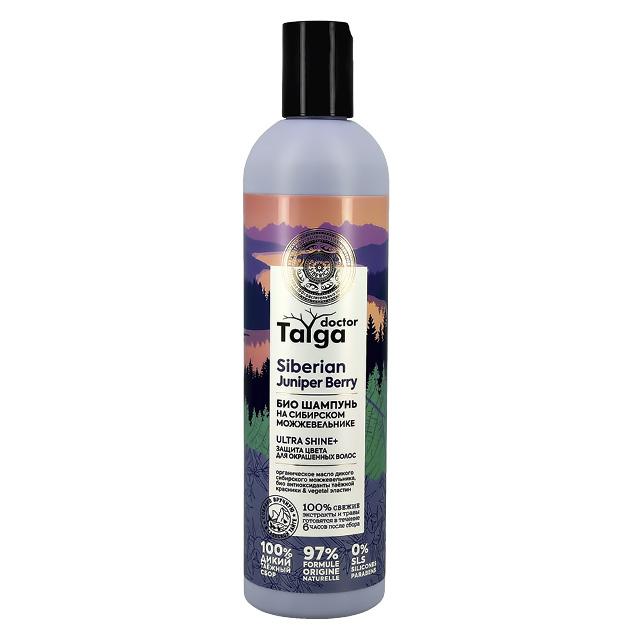Шампунь для волос Natura Siberica Doctor Taiga на сибирском можжевельнике