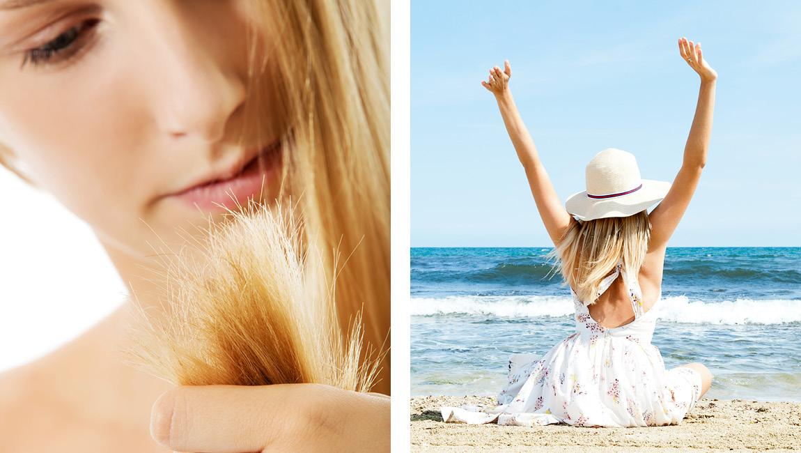 Светлые волосы и влияние окружающей среды