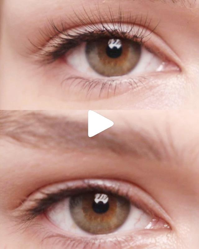 Как моделировать форму глаз с помощью накладных ресниц