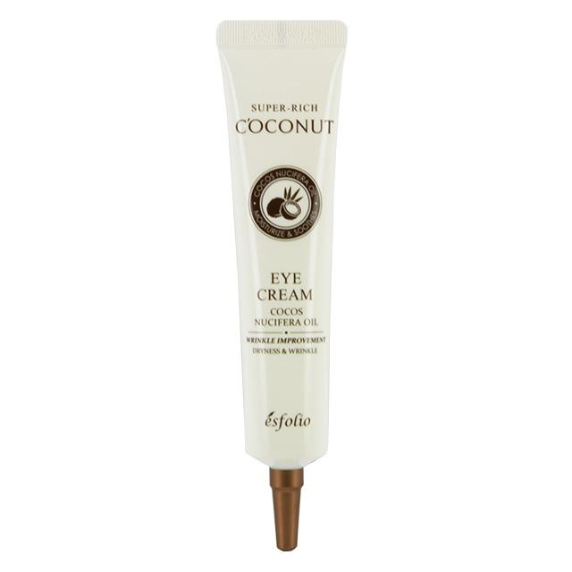 Крем для контура глаз Esfolio Super-Rich Coconut