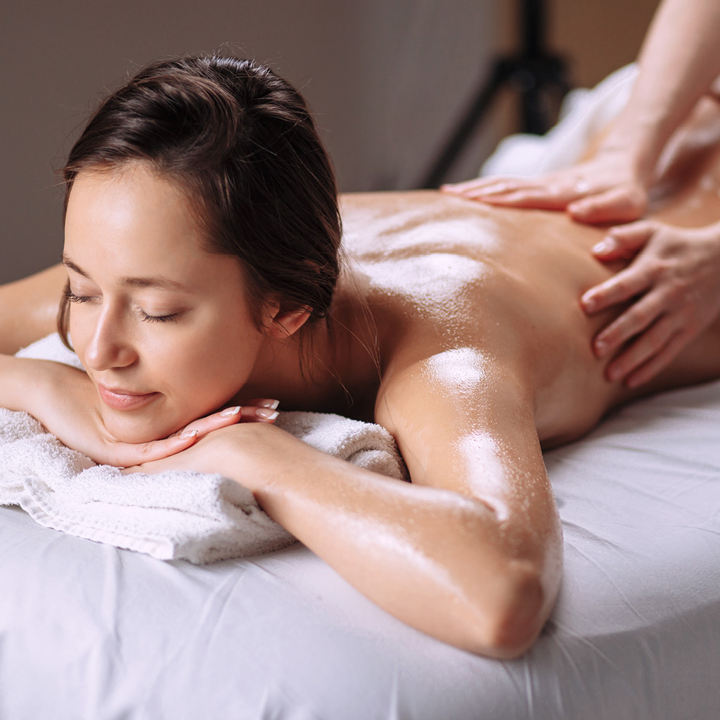 массаж в сентябре