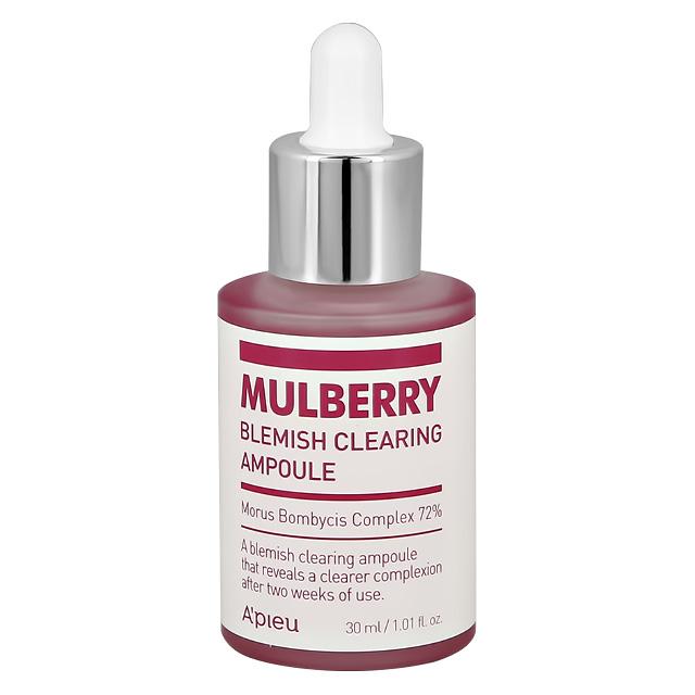 Сыворотка для лица A`Pieu Mulberry с экстрактом шелковицы (выравнивающая тон кожи)