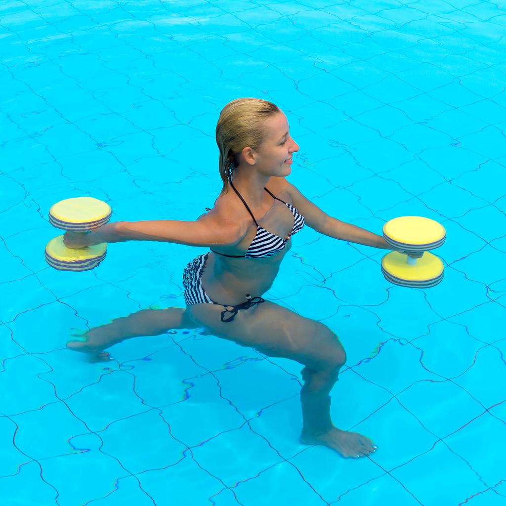 занятия в бассейне в сентябре
