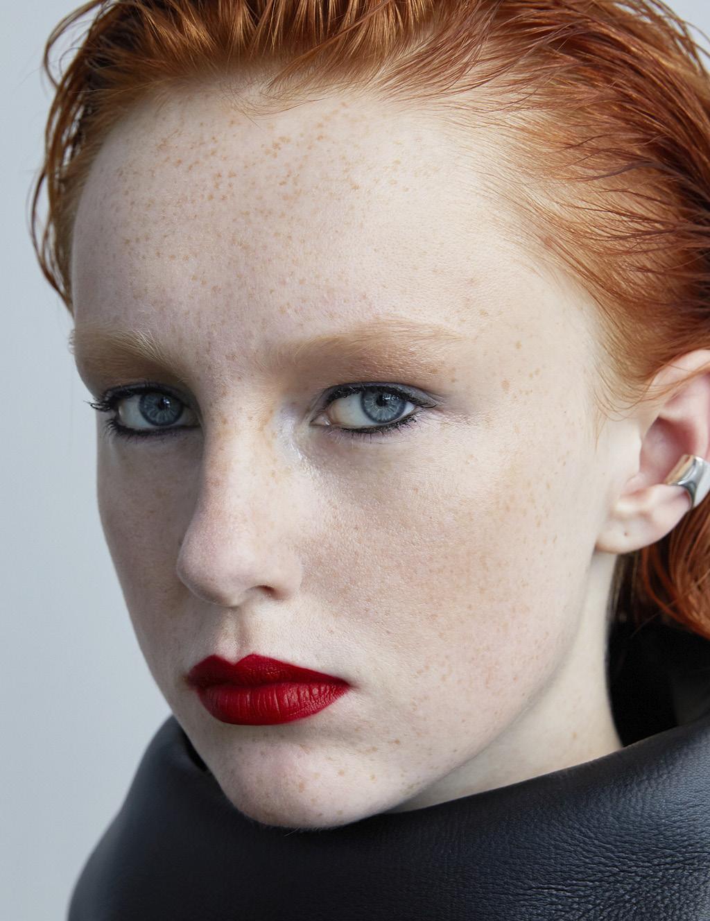 Губы макияж тренды сентябрь