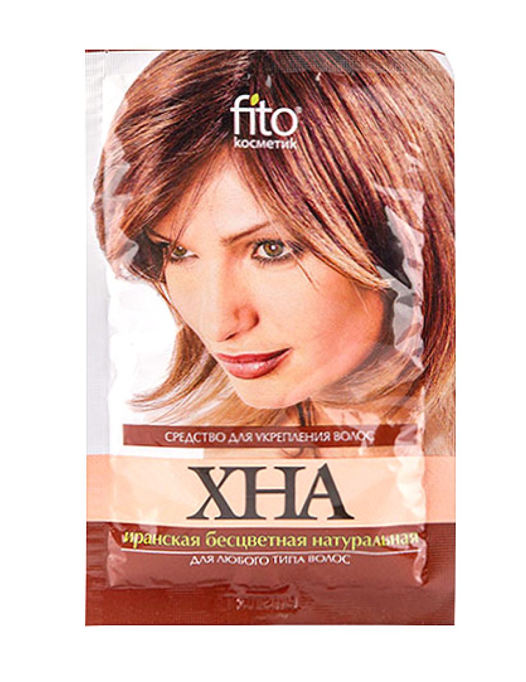 Краска для волос ХНА (иранская бесцветная)