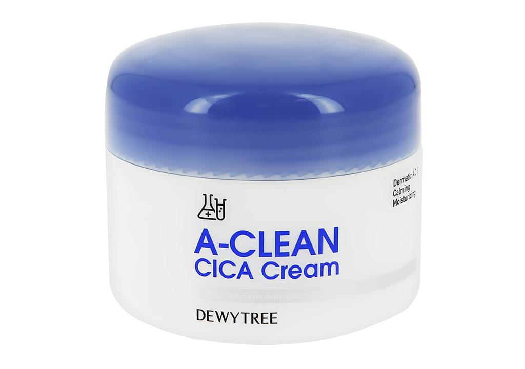 Крем для лица Dewytree A-Clean увлажняющий (для всех типов кожи)
