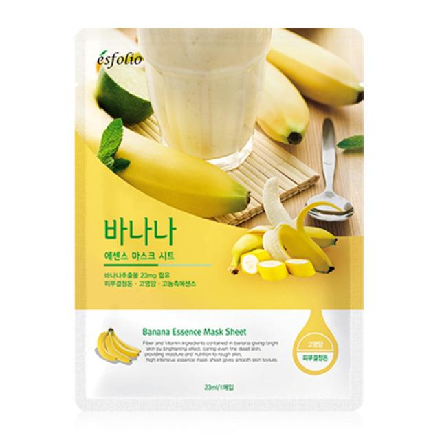 Маска для лица Esfolio банановая