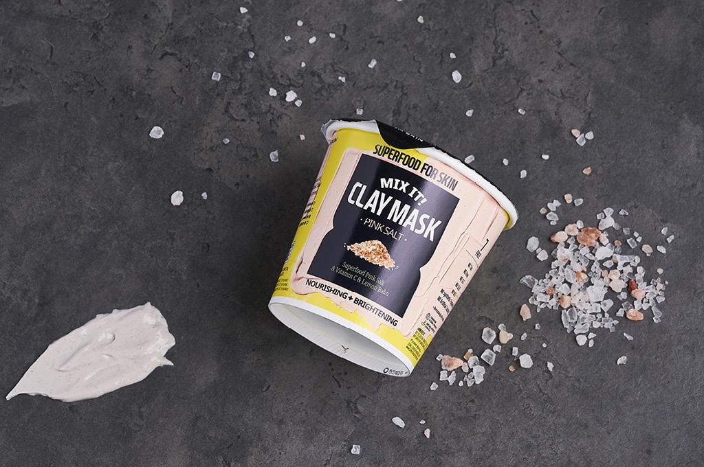 Маска для лица Farmskin Superfood с розовой солью