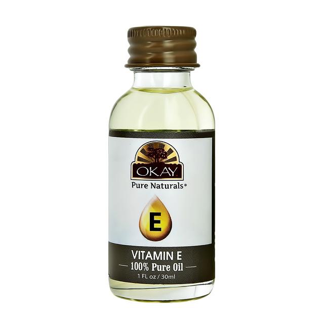 Масло для лица, тела и волос OKAY Витамин Е 100%