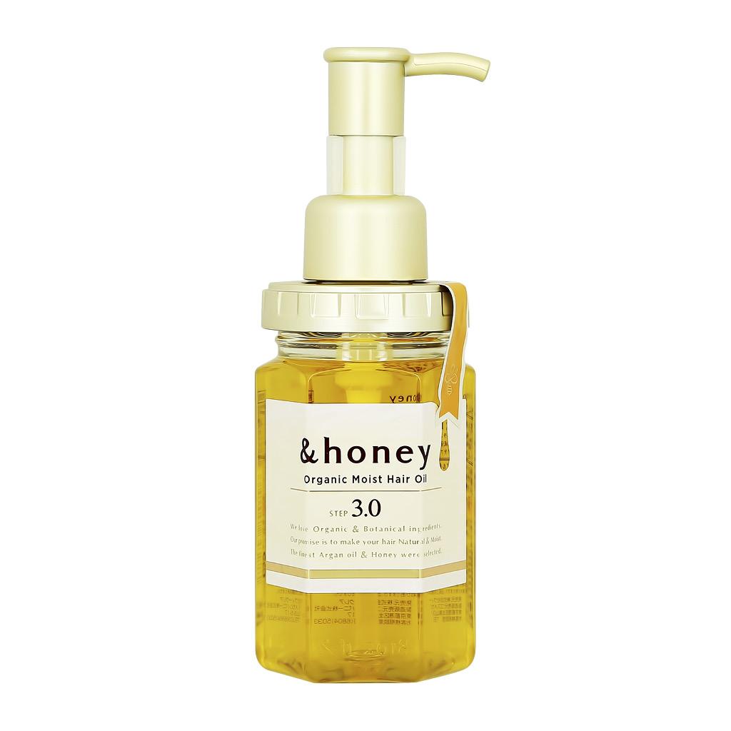 Масло для волос &HONEY