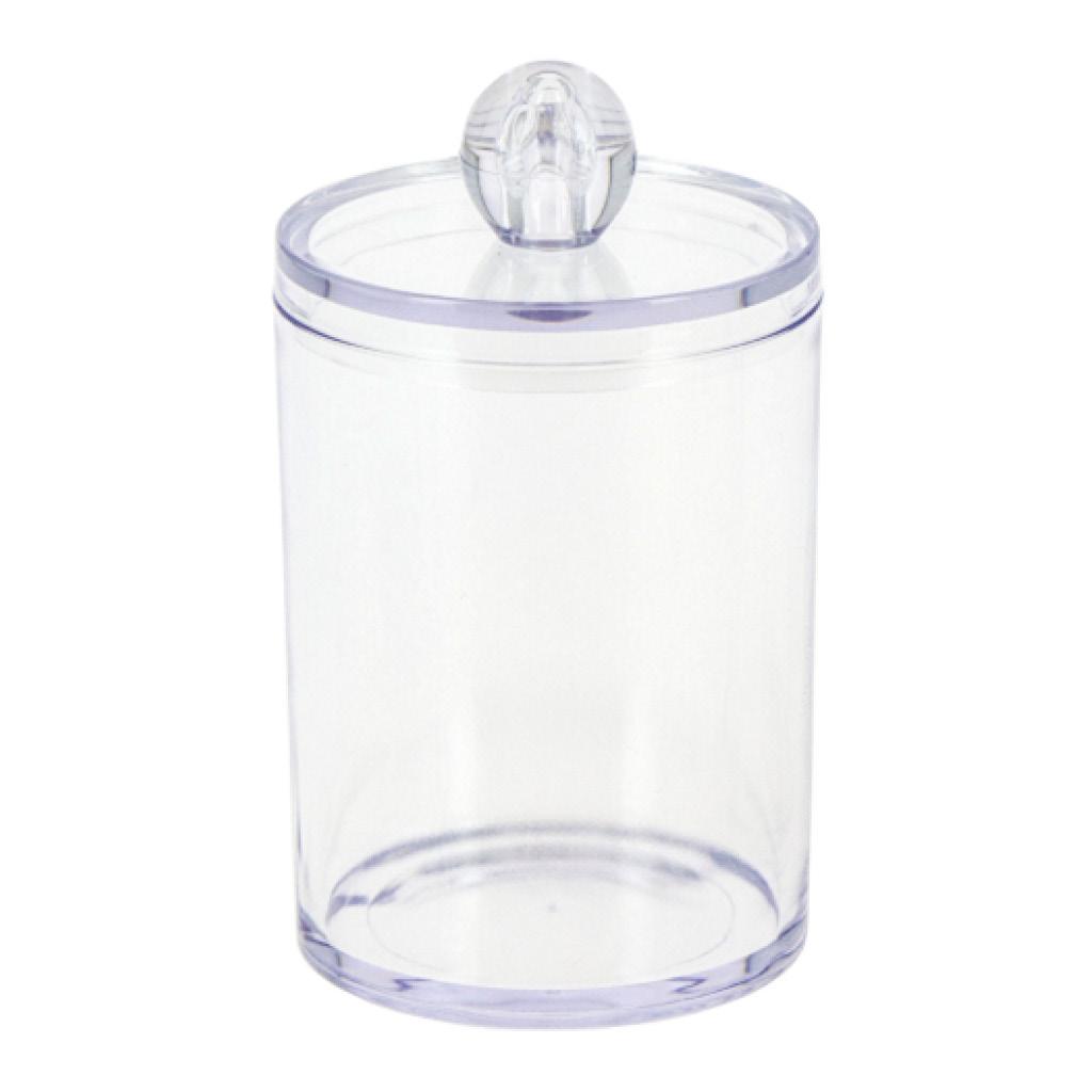 Накопитель пластиковый Lp Care для ватных палочек
